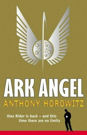 Alex rider ark angel book review