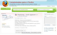 WiseStamp, assinatura para gmail, MOISESALBA, Aplicativos, Dicas, Programas