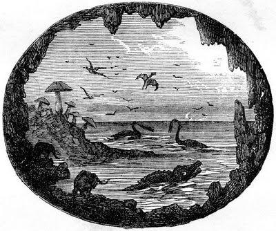 Viaje al centro de la Tierra; Julio Verne