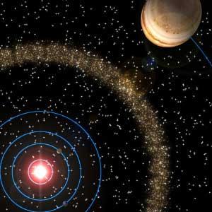 venus on asteroid belt - photo #3