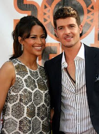 Robin and Mrs Thicke