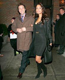 Tracey Edmonds and her new love...