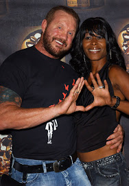 Top wrestler Diamond Dallas and his wife Angela