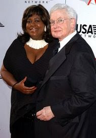 Roger Ebert and his wife...