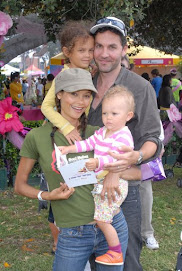 thandie and her family