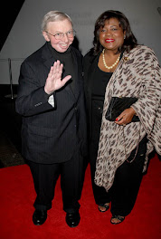 Roger Ebert and long time love/wife...