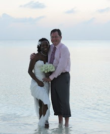 Rochelle Smith and Charlie Trotter tie the knot