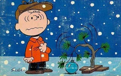 GSU 2D Design: Charlie Brown Christmas by Charles Schultz