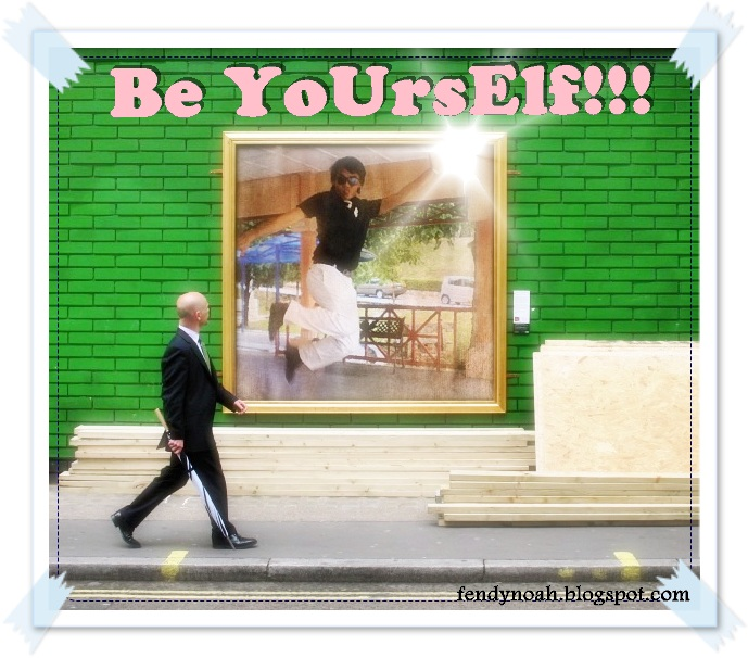 Be Yourself - Dream