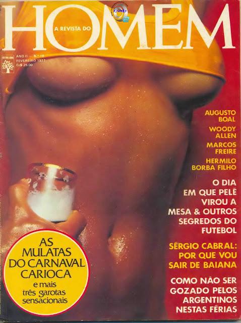 Sônia de Paula - Playboy 1977
