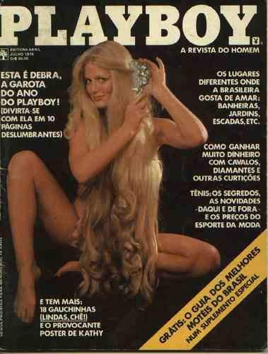 Debra Jo Frondren e Kathryn Morrison - Playboy 1978