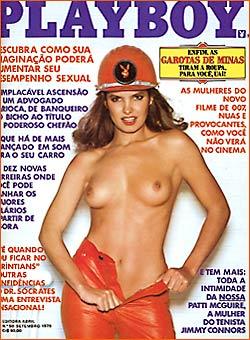 Cida Ventura - Playboy 1979