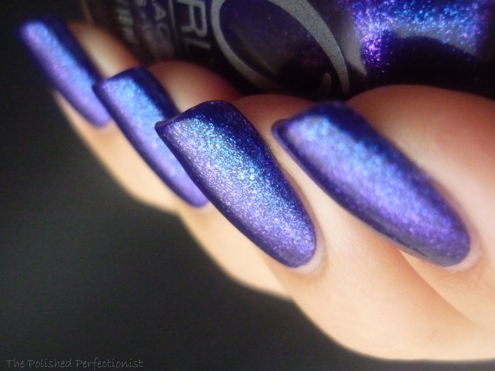 The Polished Perfectionist: Orly - Lunar Eclipse & China Glaze ...