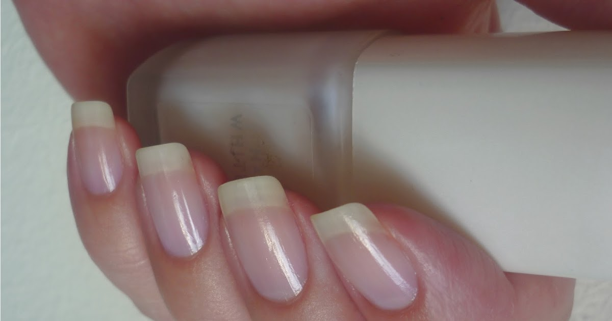 The Polished Perfectionist: (Almost) Naked Nails