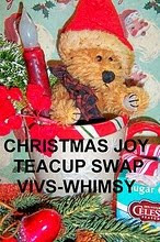 Cup Of Christmas Joy Swap