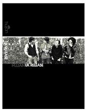 """HUJAN""""s UK RELEASE EP"""