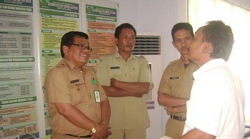 STUDY BANDING PEMKAB SIDRAP