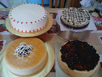 Kelas Aneka Cheese Cake