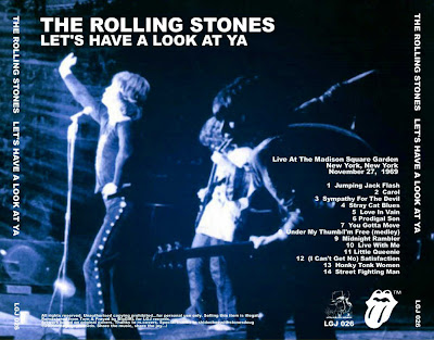 The rolling stones lets have a look at ya madison square garden the rolling stones lets have a look at ya madison square garden new york usa november 27 1969 ex soundboard mp3 320 kbps workwithnaturefo