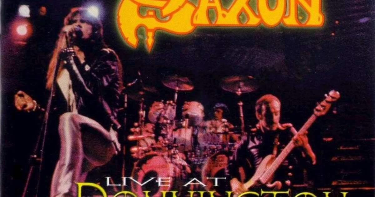 Saxon - 747 (Strangers In The Night)