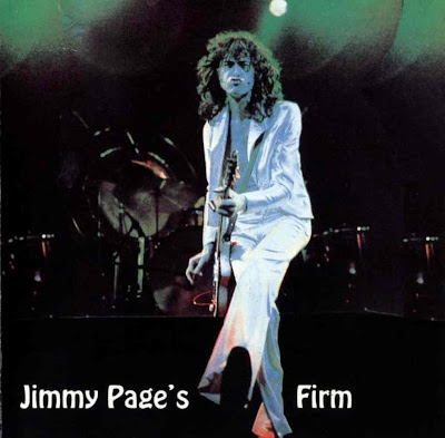 THE FIRM: Jimmy Page's Firm. Los Angeles, USA 1985. (Ex Soundboard ...