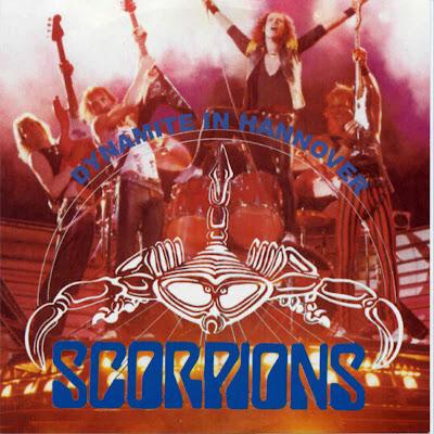 Scorpions Dynamite