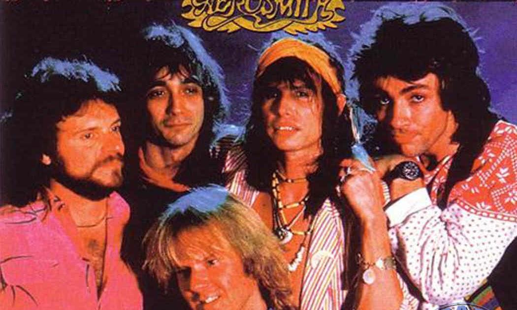 Aerosmith Jailbait 1982 Rosemont Horizon Chicago