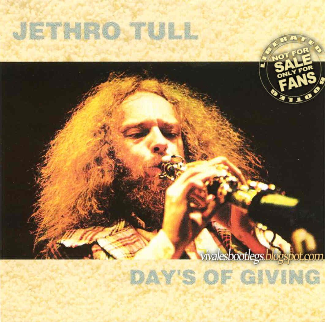 jethro tull soundboard bootlegs
