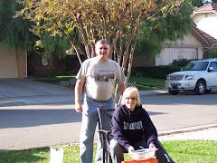 Pennie & Chuck November 2007