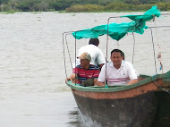 Sobre las aguas mansas