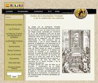 Web Curia Trinitaria en Roma