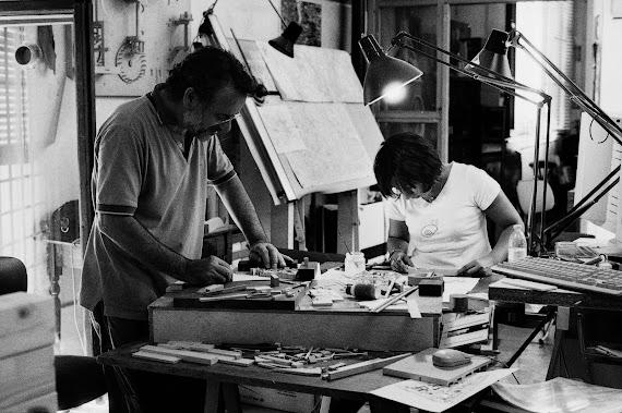 A lavoro in Aleph Laboratorio di architettura in Firenze