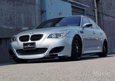 Wand Aggressive  Body Kit for the 2009 M5