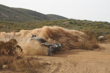 Racing the 2008 Baja 1000