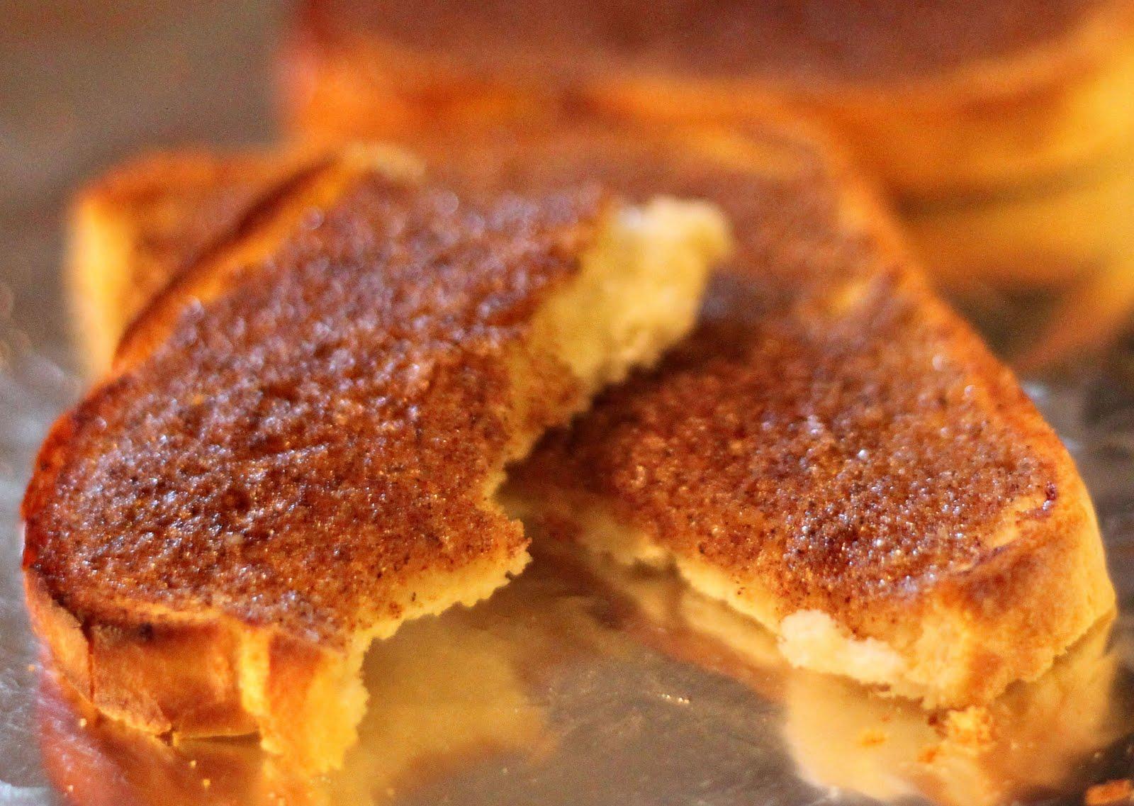 The Good Life: Cinnamon Toast The Right Way