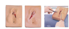 Episiotomy Suturing Simulators