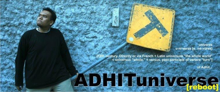 ADHITuniverse [reboot]