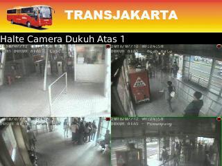 Aplikasi Transjakarta untuk Blackberry