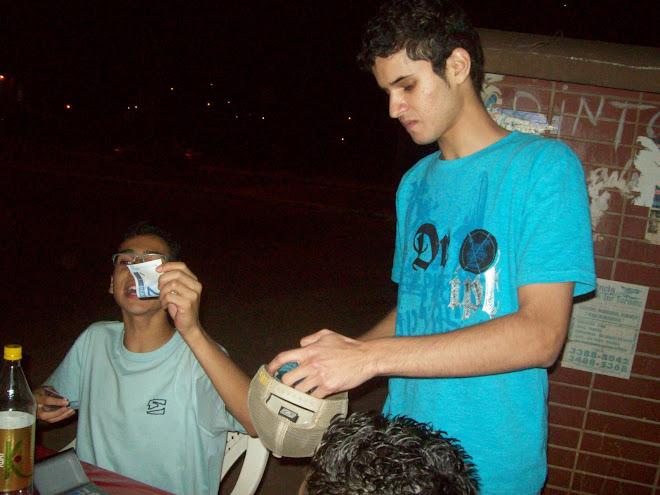 Niver do Paulinho