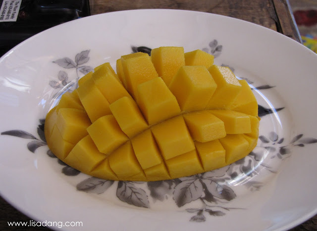 Dang it delicious mango mommy please can i have some funny eating mango hedgehog style can be tricky the kids will devour happily since their nature is to seek tactile bliss in anything sticky and messy ccuart Choice Image