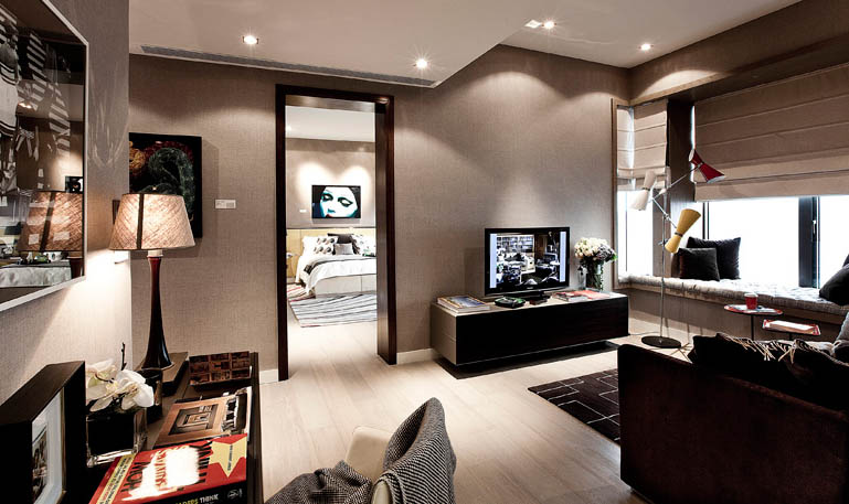 Interior Design In Hong Kong Apartment