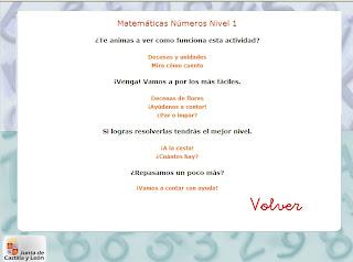 Ir a: 6-8 años Matemáticas Números
