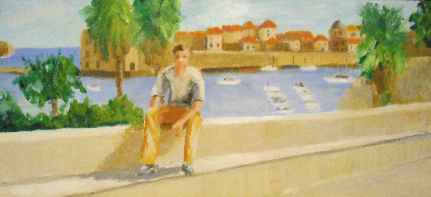 Ken Barclay - - Avocaken: Todays Painting - \