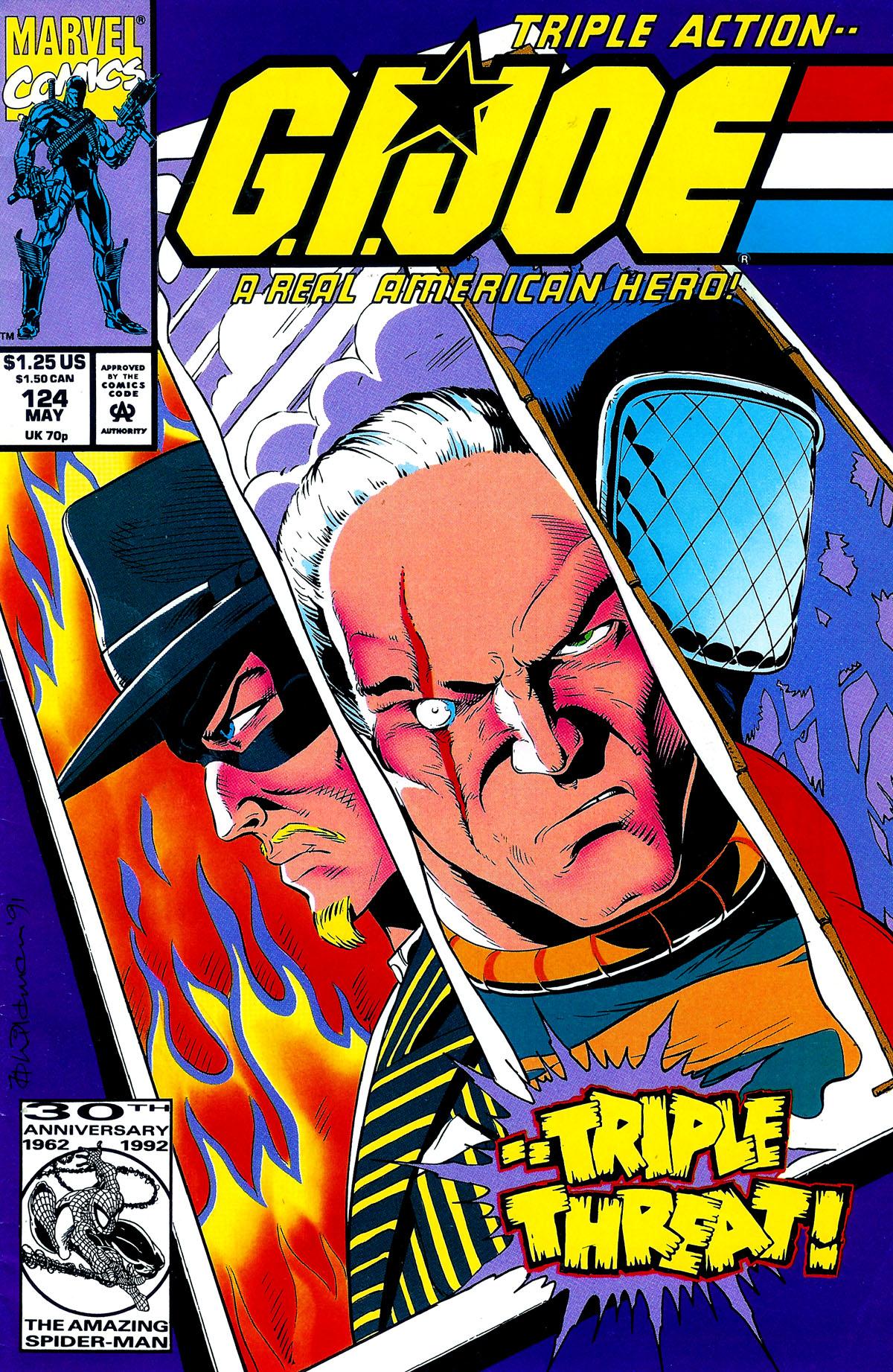 G.I. Joe: A Real American Hero 124 Page 1