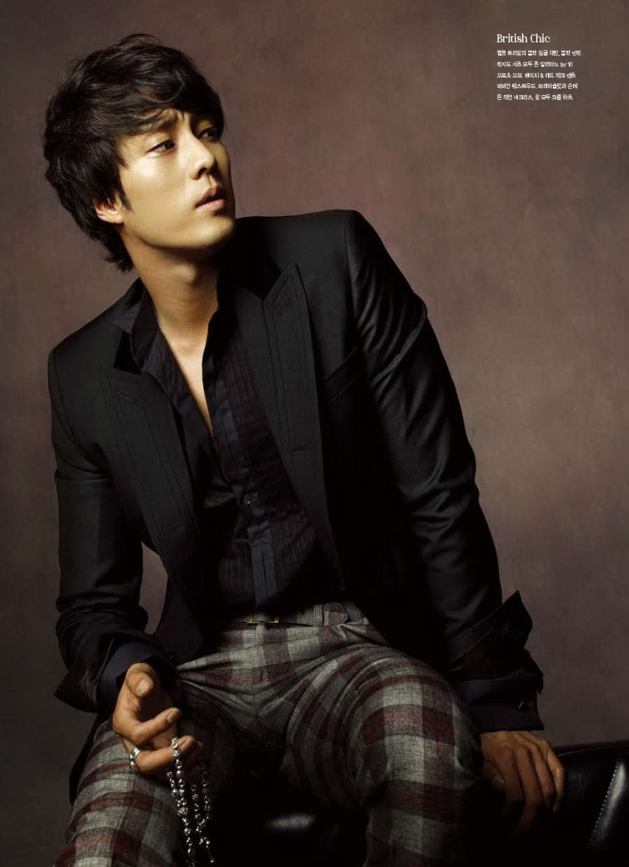 So Ji Sub - Wallpaper Colection