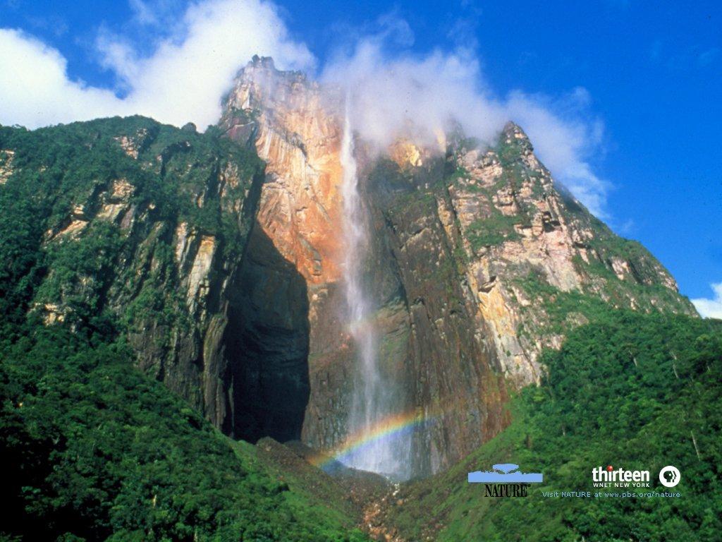Download this Air Terjun Angel Atau... picture