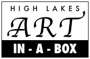 High Lakes Art-in-a-Box