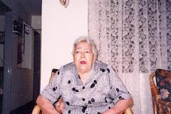 """""""Mi recordada madre Ana Gilma Vergara Henao"""". Su legado vive entre sus familiares y amigos."""