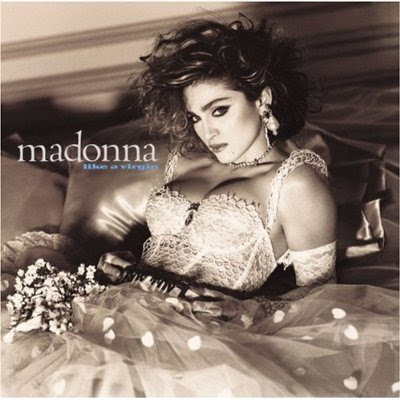 Great albums in history like a virgin madonna