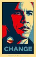 Barack Obama on good news, by Isabella Lychowski